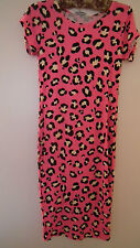 BNWT Pink Tiger Animal Print Dress From Cherry Courture
