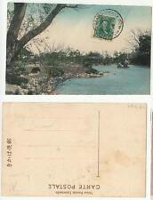 USA Postal Service China, 1 C Stempel Shanghai 1907 seten!! #l304
