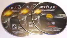 Witcher 2: Assassins of Kings - Enhanced Edition (PC, 2012)(DISCS ONLY) #34