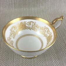Aynsley Imperial Gold 194 Teacup English Bone China Cup