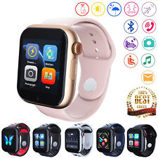 Smart Watch Bluetooth Phone Gsm Sim Slot Call Text for iPhone Android Samsung Lg