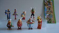 Ferrero 50 jahre asterix -jubiläumsserie D 2009 incl bpz