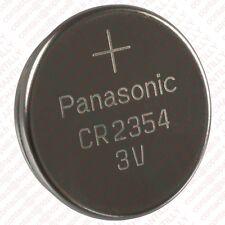 1 X Panasonic Pile bouton lithium CR2354 PANASONIC 3V