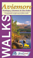Walks Around Aviemore, Footprint Map, Brand New, Free P&P in the UK