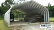 Steel Factory Mfg P20x40x16 Prefab Steel Building Kit Shipped Factory Direct!