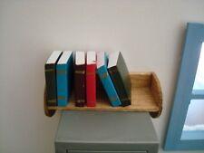 1/18 - Book Shelve & 6 Shop Manuals  - for your shop/garage/diorama