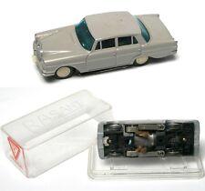 1960s Rasant West German Mercedes 250 SE HO 1/64 Slot Car Cool GRAY Unused Boxed