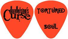 Van Helsing's Curse - Tortured Soul Orange Guitar Pick