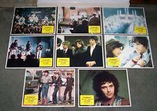 STARDUST orig 1974 lobby card set DAVID ESSEX/KEITH MOON/DAVE EDMUNDS/ADAM FAITH