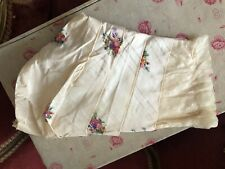 Victorian Antique Silk Single Dress Sleeve For Study Or Reworking