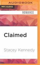Club Sin: Claimed 1 by Stacey Kennedy (2016, MP3 CD, Unabridged)