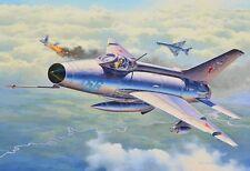 MODEL KIT RV03967 - Revell 1:72 - MiG-21 F-13 Fishbed C