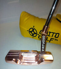 NEW Virtuoso Putter, Copper , Left Handed, 34 inches