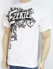 Ezekiel Grand Design White 100% Cotton Tee Mens T-Shirt New NWT Mens Medium
