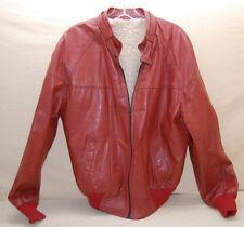 Aramis - Almacen Men's VINTAGE Genuine Leather Coat Men's Small