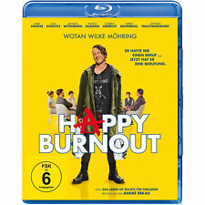 Happy Burnout (Blu-ray) - Wotan Wilke Möhring / Neu & OVP