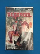Deadpool (2008 2nd Series) #6 Comic Book Fn Condition