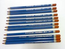 STEADTLER OMNICHROM RED 108-2 PANCOLOR FOR ALL SURFACES-GERMANY-VINTAGE Qty-12