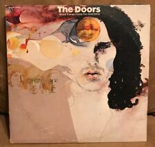 THE DOORS WEIRD SCENES INSIDE THE GOLD MINE VINYL RECORD LP ELEKTRA 1972 8E-6001