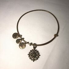 Alex and Ani Compass Bracelet Copper Adjustable Slide
