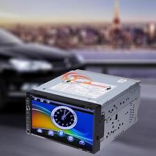 "7"" 2DIN Android HD Car Stereo DVD Player CD/MP3/MP4/AM/FM/TV GPS 8GTF + Map US"