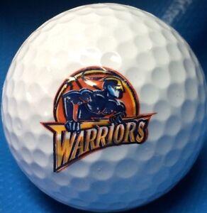 3 Dozen (Golden State Warriors Logo) Nike Mix Mint / AAAAA Golf Balls
