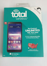 New listing Total Wireless Prepaid Lg Journey (16 Gb) - Black .