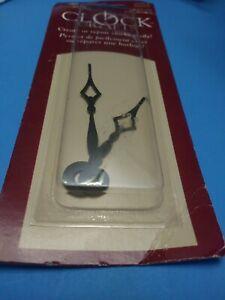 Walnut Hollow Black Clock Hands Clock Making Accessory - #1007b crafts