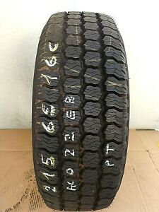215 65 16C 106/104T GOODYEAR CARGO VECTOR M+S *9.2-9.5MM* (PRESSURE TESTED)