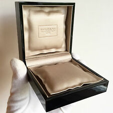 Scatola BULGARI watch box custodia jewels vario gioielli fodero bzero oro gold