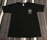 Slayer Awesome Final World Tour Local Crew T-Shirt HEAVY COTTON REPRINT