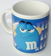 Coffee Mug-Tasse à Café * m&m 's * bleu-US IMPORT 2002