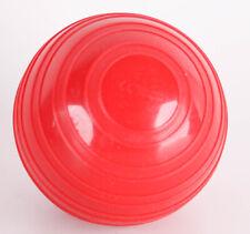Togu Stonie Hantelball Couleur Rouge 1,5 kg Haltère Balle