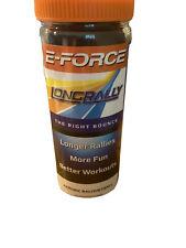 E-force Long Rally aerobic Racquetballs 3 count