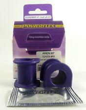 PFR76-307 Powerflex Rear Anti Roll Bar Bushes 20mm ROAD SERIES (2 in Box)