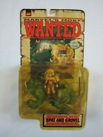 Marvels Most Wanted Spat And Grovel Action Figure Uncanny X-Men Toy Biz 1998 NEW