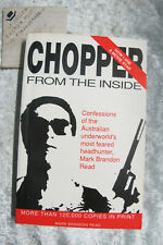 From The Inside - Mark Brandon Read chopper # 1 OzSellerFasterPost!