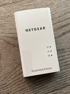 NETGEAR PowerLINE 1000 Mbps, 1 Gigabit Port - Essentials Edition (PL1010-100P)