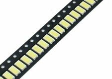 25,50,and 100pcs 402, 603,1206 SMD LED w/resistors/warm white sold/ships in USA