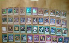 YUGI 43-Cards Deck LDK2 Exodia + Egyptian Gods + Ties of + Spellcasters* YUGIOH