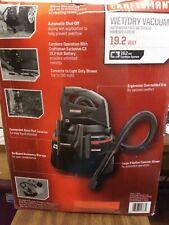 Craftsman C3 Wet Dry Vacuum