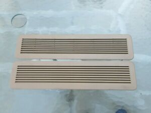 92-99 Mercedes-Benz W140 Palamino Brown Sunroof Shade Cover Vents S420 S500 S320