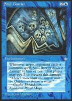 4x Soul Barrier MTG Ice Age NM Magic Regular