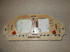 BMW E30 Instrument Cluster Cover and Printed Circuit Board Part 1377373, 1377374