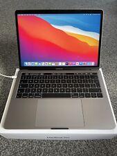 """Apple MacBook Pro 13.3"""" 4x Ports. 256GB SSD, 8GB RAM, TouchBar, TouchID, Big Sur"""