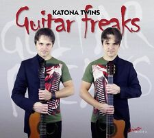 KATONA TWINS - GUITAR FREAKS  CD NEU