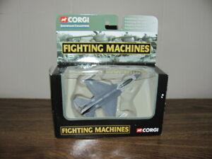 Corgi Fighting Machines Fighting Falcon