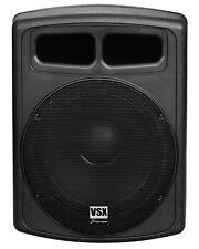"""Studiomaster VSX15SUB - Passive 15""""  8 Ohm 600WATT  PGM BASS  Subwoofer"""