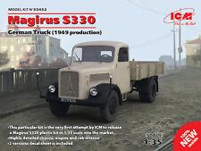 ICM 1/35 MAGIRUS S330 Camion tedesco (1949) produzione # 35452