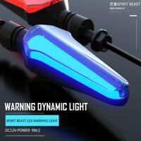 Spirit Beast Motorcycle Turn Signal LED Lights for Honda Harley Yamha Hayabusa